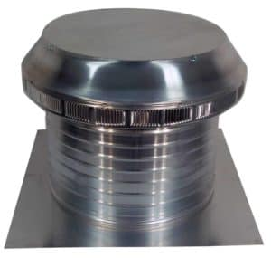 Roof Louver for Air Intake - Pop Vent  PV-14-C8-angle