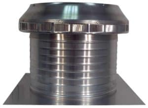 Roof Louver PVC Pipe Cap PV-14-C8-side
