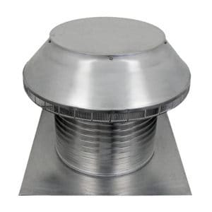 Roof Louver for Air Intake - Pop Vent PV-16-C12