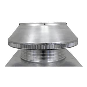 Roof Louver for Air Intake - Pop Vent PV-16-C4