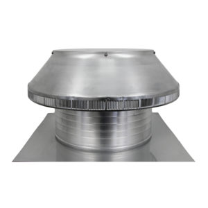 Roof Louver for Air Intake - Pop Vent PV-16-C6