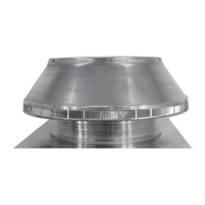 Roof Louver for Air Intake - Pop Vent PV-18-C4
