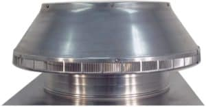 Roof Louver PVC Pipe Cap PV-18-C4-side