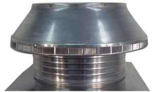 Roof Louver PVC Pipe Cap PV-18-C6-side