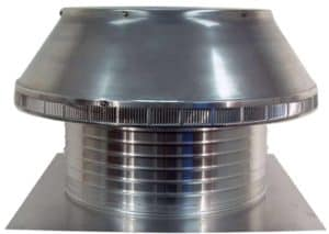 Roof Louver PVC Pipe Cap PV-18-C8-side