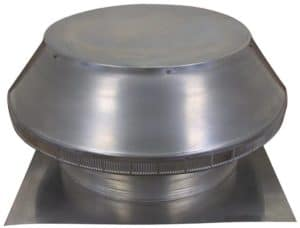 Roof Louver for Air Intake - Pop Vent  PV-20-C4-angle