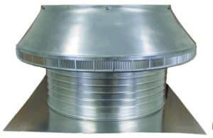 Roof Louver PVC Pipe Cap PV-20-C6-side