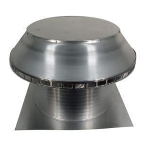 Roof Louver for Air Intake - Pop Vent PV-24-C12