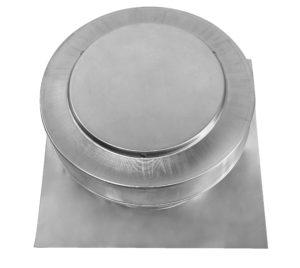 Round Back Fan
