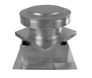 10 inch Roof Vent on Roof Curb