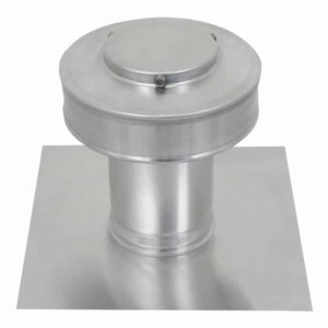 Static Vent Round Back RBV-3-C4-angle