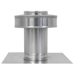 Static Vent Round Back RBV-3-C4-front