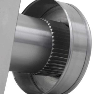 Static Vent Round Back RBV-3-C4-louvers