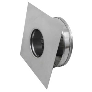 Static Vent Round Back RBV-4-C2-louvers