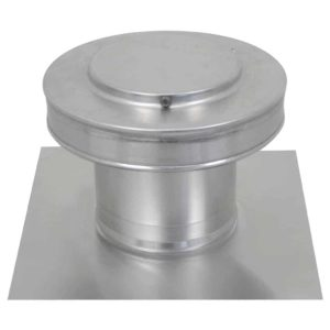 Static Vent Round Back RBV-5-C4-angle