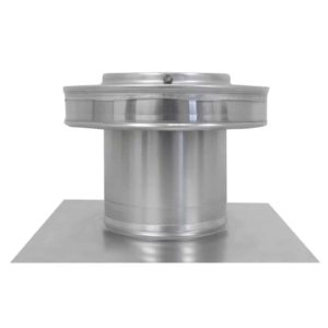 Static Vent Round Back RBV-5-C4-front
