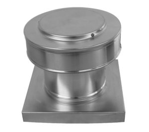 Round back Roof vent