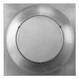 Static Vent Round Back RBV-6-C4-top