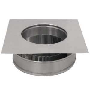Static Vent Round Back RBV-7-C2-8