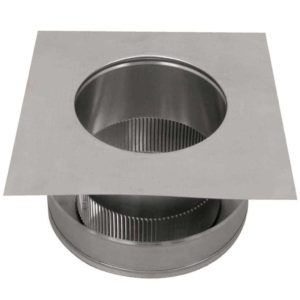 Static Vent Round Back RBV-7-C4-9