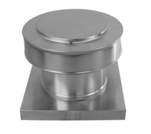 7 inch static roof vent