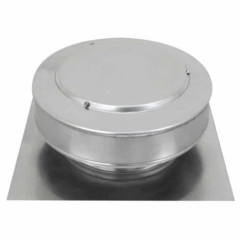 Static Vent Round Back RBV-8-C2-front