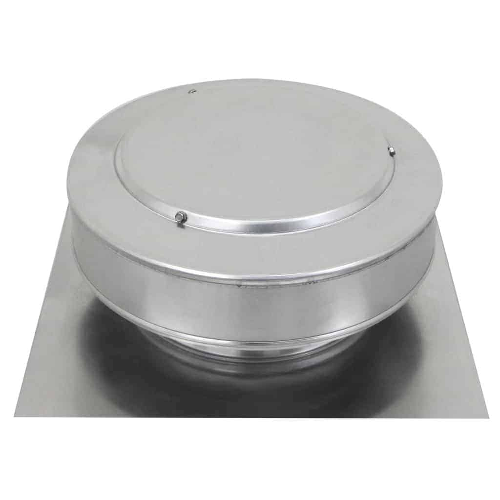 Static Roof Vent Round Back RBV-8-C2-front