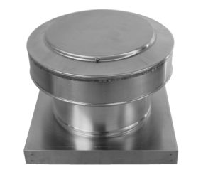 8 inch static roof vent