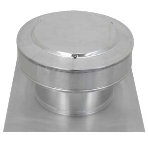 Static Vent Round Back RBV-8-C4-angle