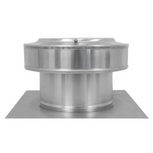 Static Vent Round Back RBV-8-C4-front