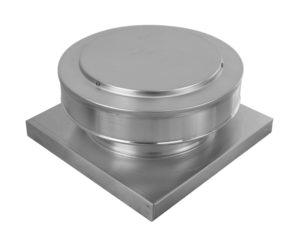 9 inch Static Roof Vent