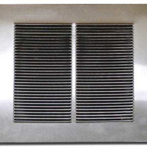 Under Eave Soffit Air Intake Vent