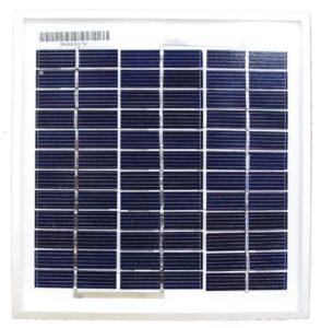 Solar Panel - 3 Watt SP-03 - For Solar Fans