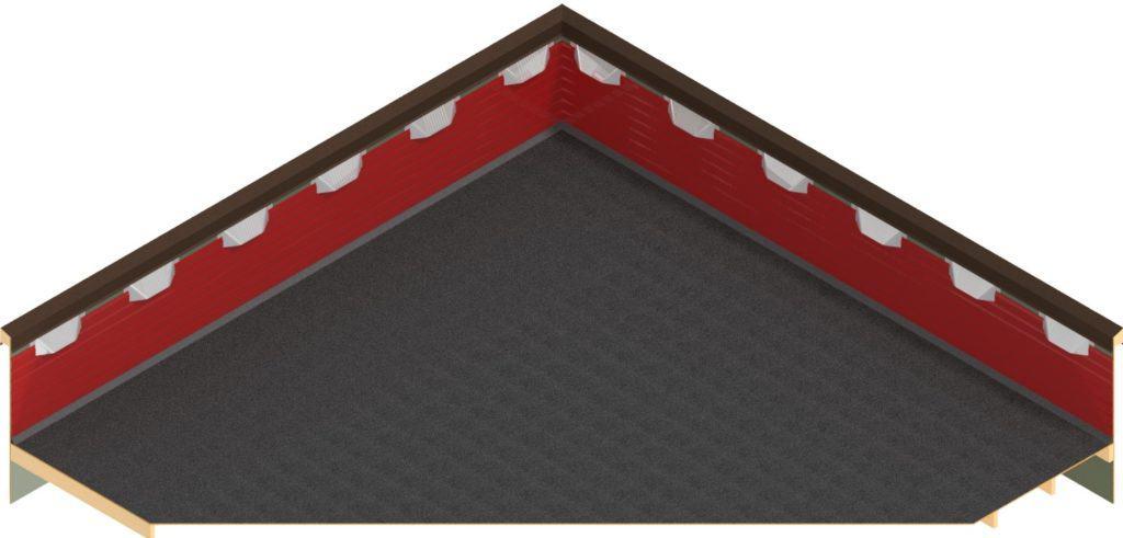 Universal Vents - Parapet Wall Vents