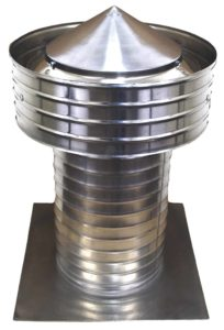 Witches Hat Vent - WHV-8-angle