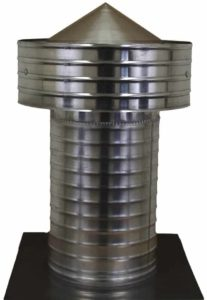 Witches Hat Vent - WHV-8-side