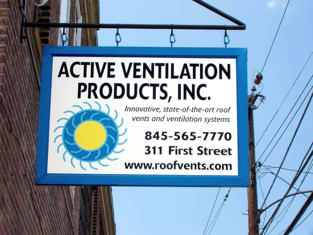 Active Ventilation Factory Building - Manufacturer of Roof Vents