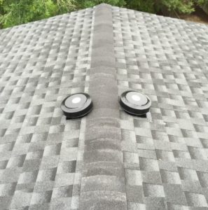 Our Round Back Roof Vents Survive Hurricane Hermine!
