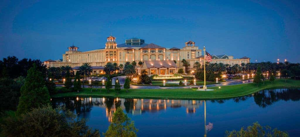 Gaylord Palms Exterior - Florida Roofing & Sheet Metal Expo
