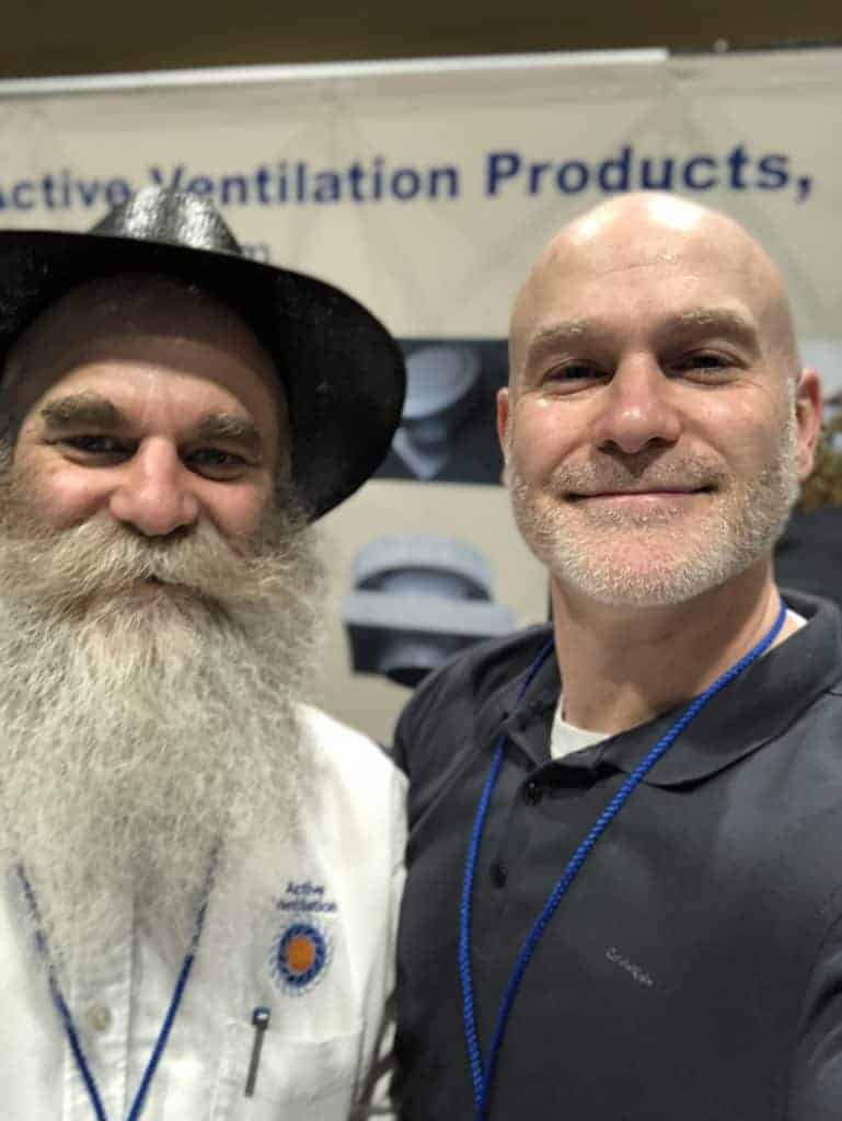 The Kolt Brothers at the Florida Roofing & Sheet Metal Expo