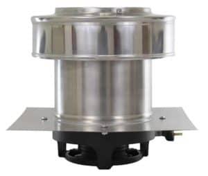 Roof Mounted Power Attic Ventilator