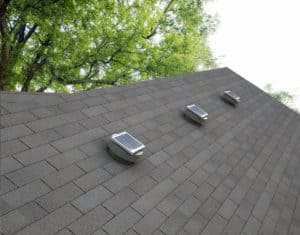 Solar Roof Exhaust Fans