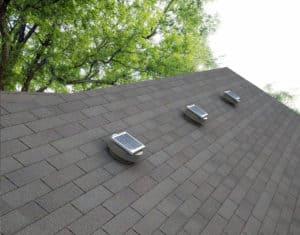 Solar Roof Exhaust Fans