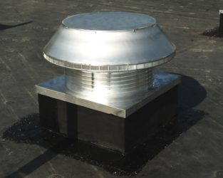 commercial roof vent - industrial roof vents