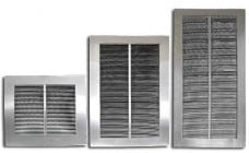 Soffit Vents air intake in 3 sizes