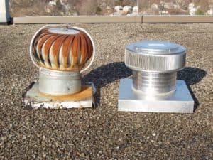 Turbine vs Aura Vent - Aura Vents Vs Turbines