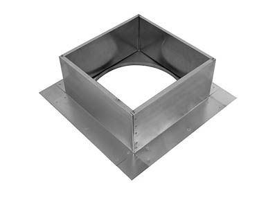 roof curb - prefabricated roof curbs
